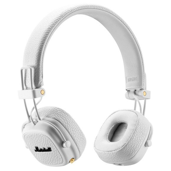 Marshall - Major III BT On-Ear Headphones White