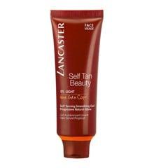 Lancaster - SELF TAN BEAUTY face smoothing gel #01-light 50 ml