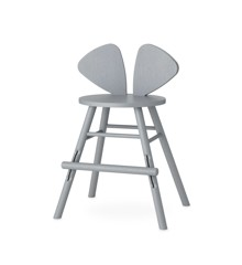 Nofred - Mouse Chair Junior - Grey