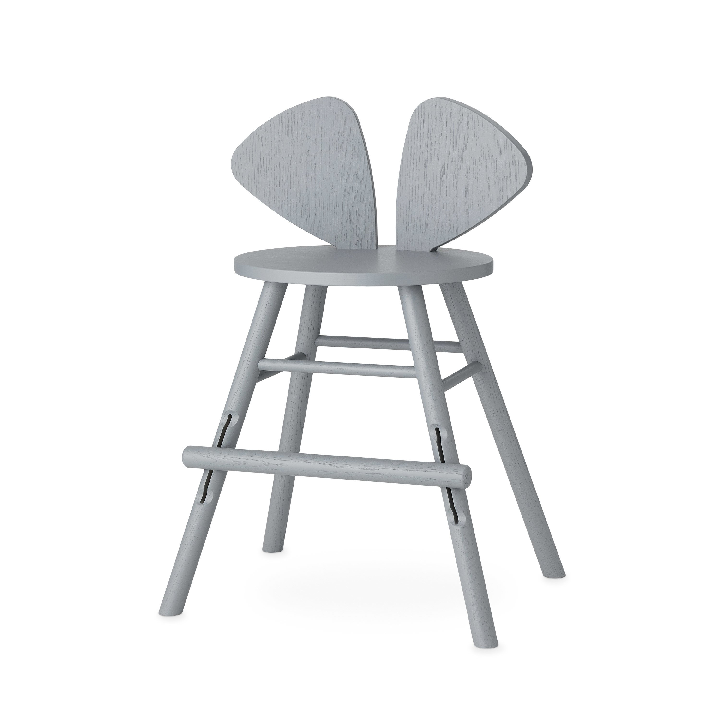 Nofred - Mouse High Chair Junior - Grey