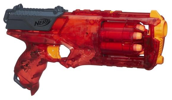 NERF - N-Strike Elite - Sonic Fire Strongarm Blaster (A9322EU50)