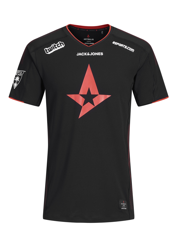 Astralis Merc Official T-Shirt SS 2019 - L