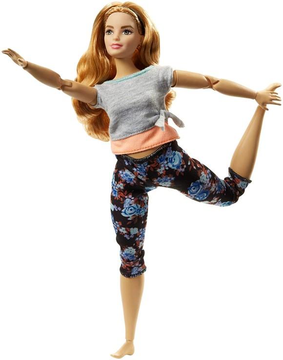 Barbie - Made to Move - Orange Shirt (FTG84)