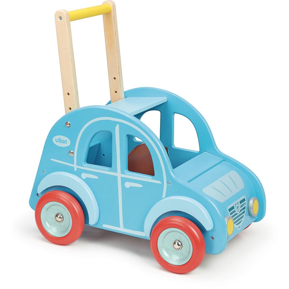 Vilac - 2CV Baby-Wanderer Auto (1009)