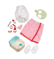 Our Generation - Sp-aah Day Accessories (737105)