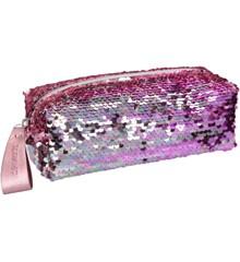 Top Model - Penalhus med Pailletter - Pink