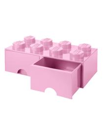 Room Copenhagen - LEGO Brick Skuffekasse 8 - Lys Lilla