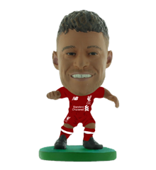 Soccerstarz - Liverpool Alex Oxlade-Chamberlain Home Kit (2020 version)