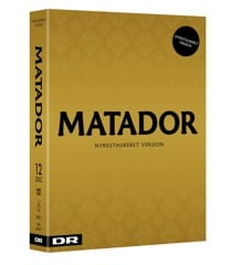 Matador - Restored Edition 2017 - DVD