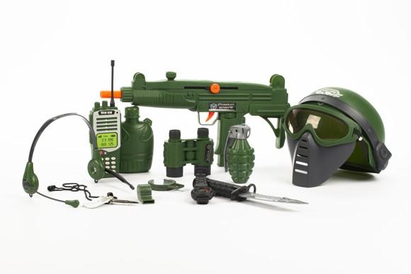 Military Set - Large Box (520358)