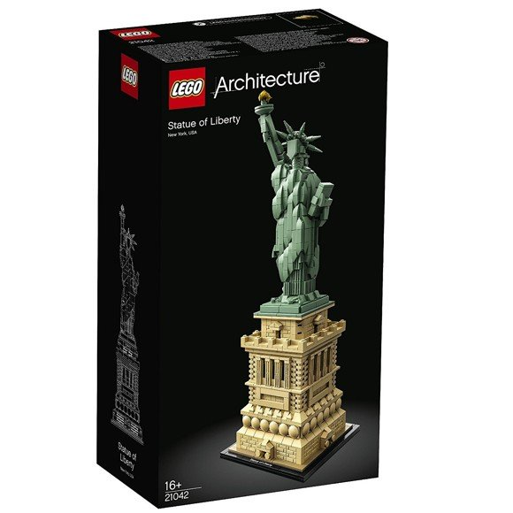 LEGO - Architecture - Statue of Liberty (21042)