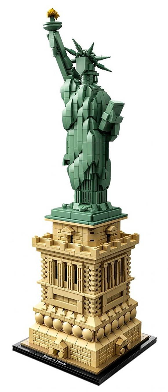 LEGO - Architecture - Frihedsgudinden (21042)