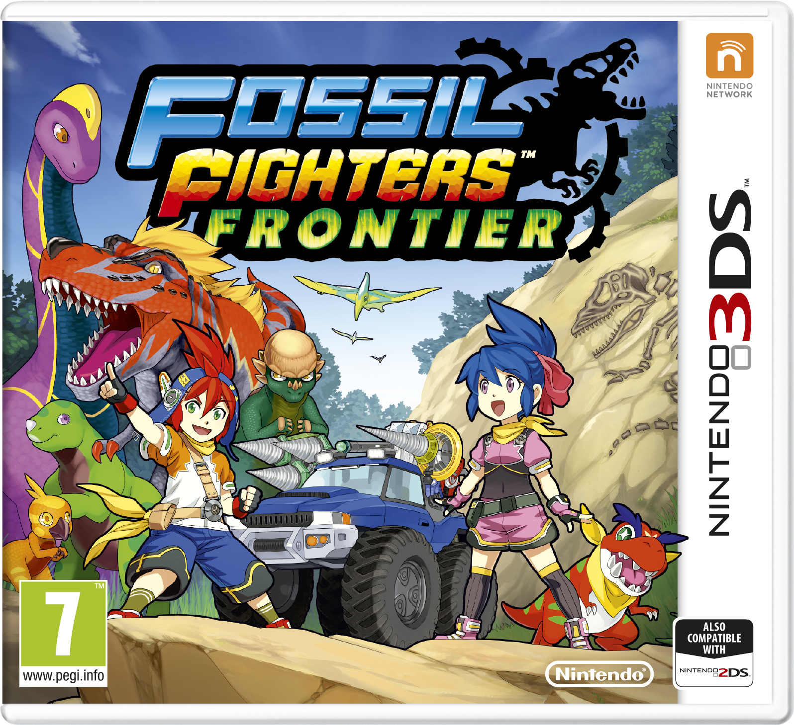 Fossil Fighters: Frontier