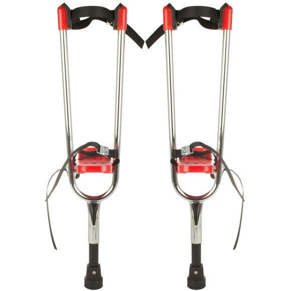 Actoy - Kid's Peg Stilts - Red (s3000)