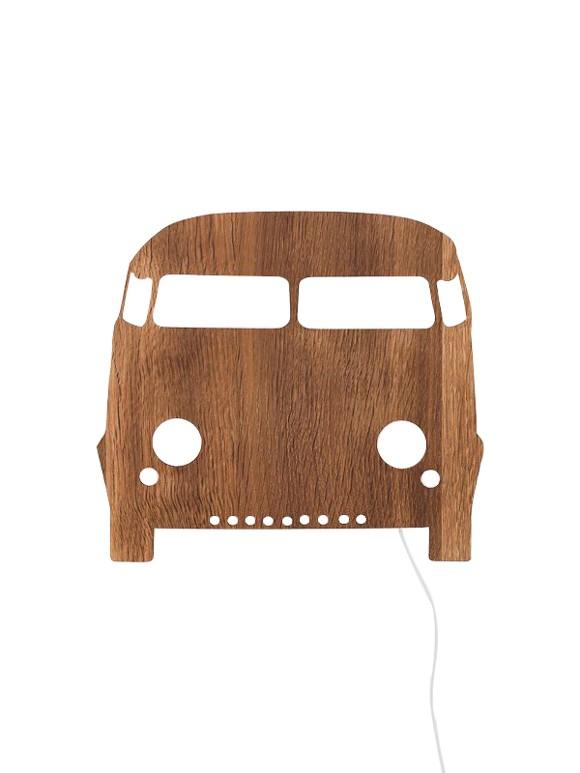 Ferm Living - Car Lamp - Smoed Oak (3174)