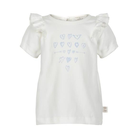 Creamie - T-Shirt m. Flæser