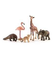 Schleich - Wild Life animals (42388)