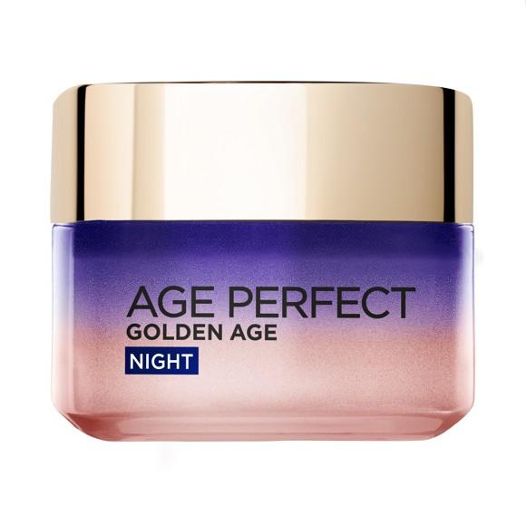 L'Oréal - Age Perfect  Golden Age Night Cream 50 ml