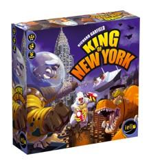 King of New York Boardgame, English