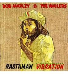 Bob Marley & The Wailers - Rastaman Vibration - Vinyl
