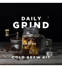 Daily Grind - All-In-One Cold Brew Kaffe Sæt