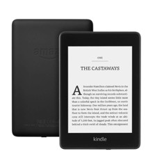 Amazon Kindle Paperwhite 6'' WiFi 8GB (2018) black