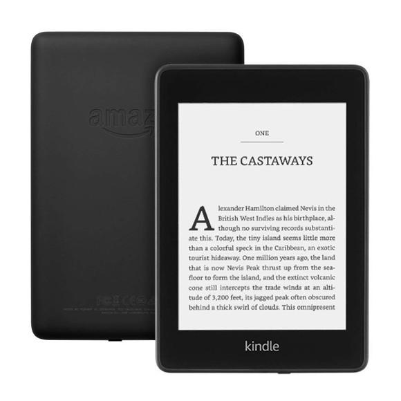 Amazon - Kindle Paperwhite 6'' WiFi 8GB (2018) black