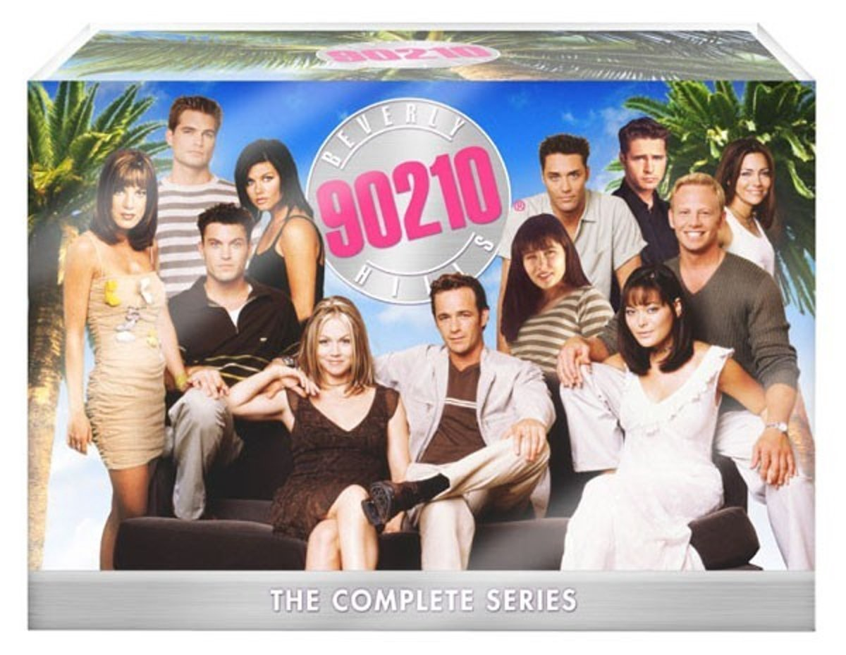 Beverly Hills 90210: The Complete Series (71 disc) - DVD