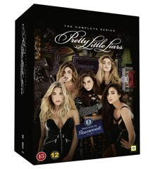 Pretty Little Liars - Season 1-7 - Complete series - DVD