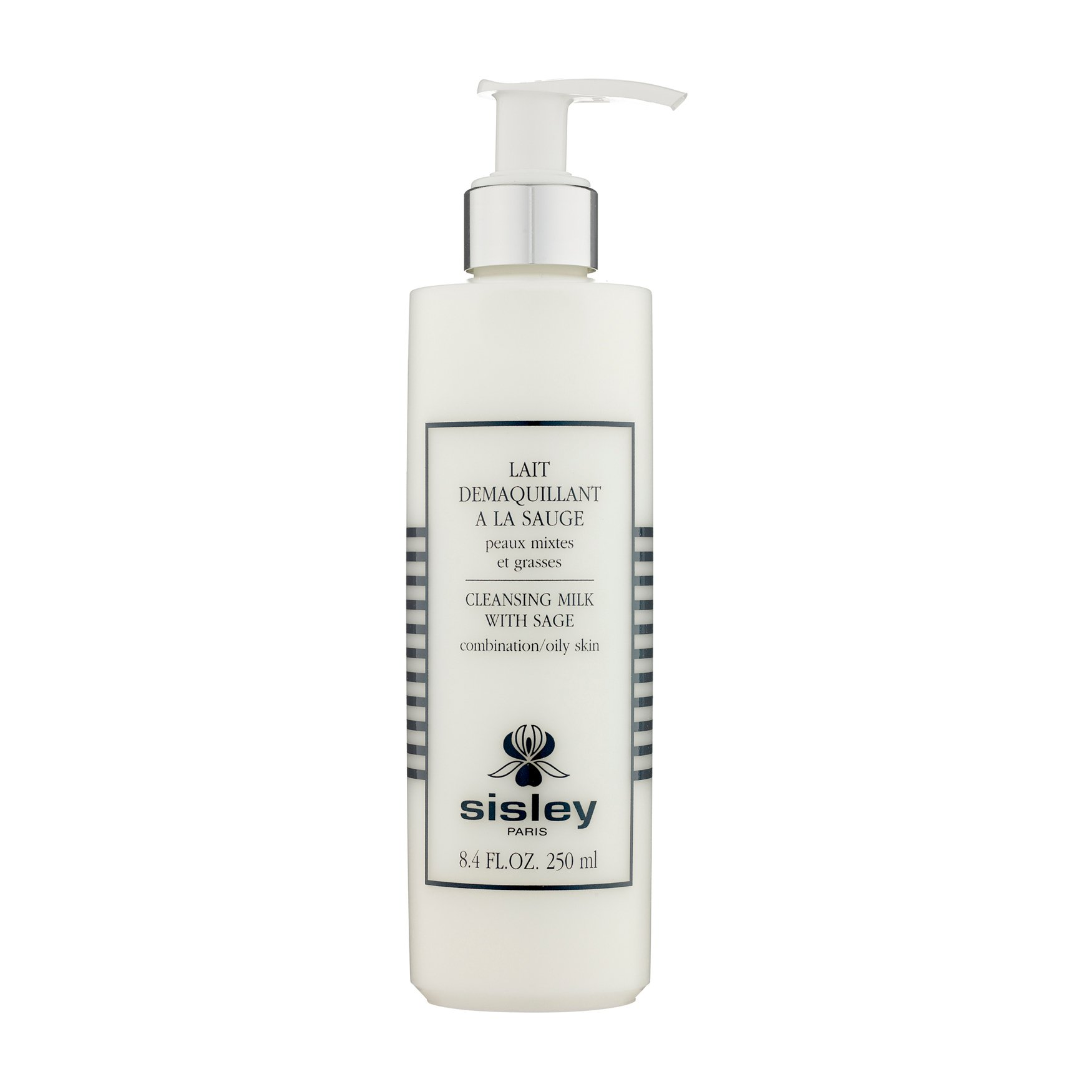 Sisley - Cleansing Milk with Sage 250 ml