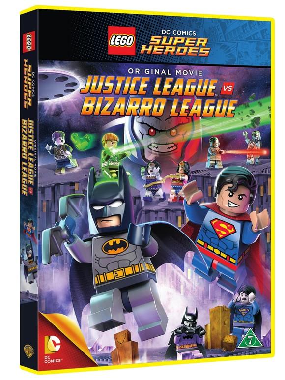 LEGO Justice League Vs. Bizarro - DVD