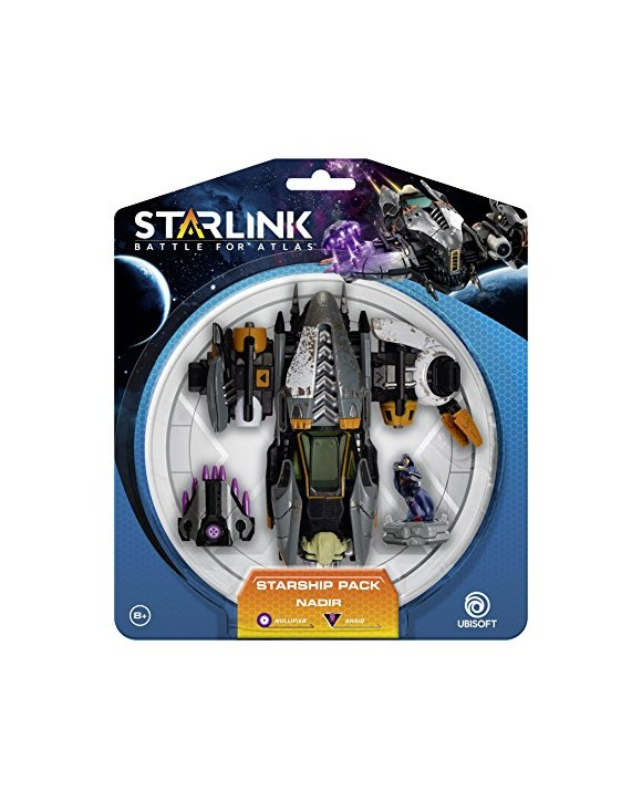 Starlink: Battle For Atlas - Starship Pack Nadir