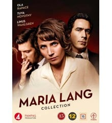 Maria Lang: Collection (Film 1-6) (4-disc) - DVD