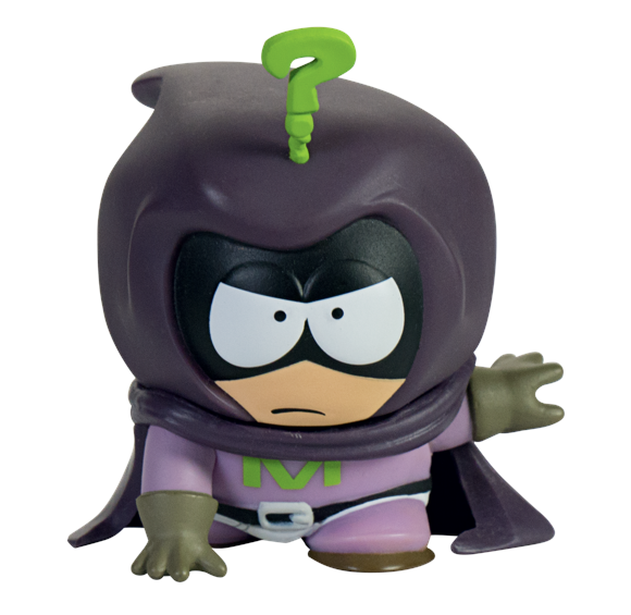 "South Park: The Fractured But Whole - Mysterion 3"" Figurine"