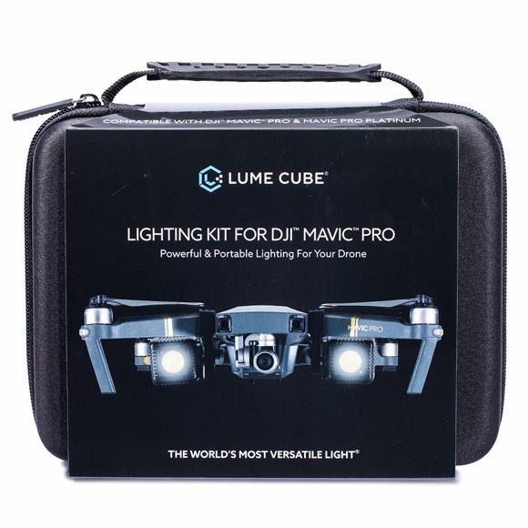 Lume Cube KIT til MAVIC 2 inkl. taske