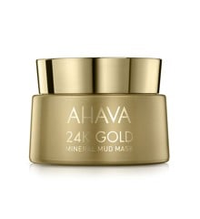 AHAVA - 24K Gold Mineral Mud Mask
