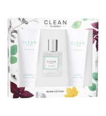 Clean - Warm Cotton Deluxe Set