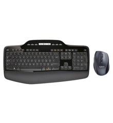 Logitech Wireless Desktop MK710 - Nordic Layout