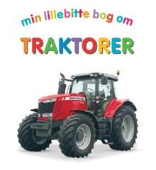 Børnebog - Min lillebitte bog - Traktorer