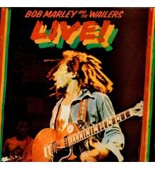 Bob Marley & The Wailers - Live! - Vinyl