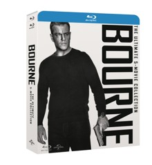 Bourne - 1-5 Collection (5 disc)(Blu-Ray)