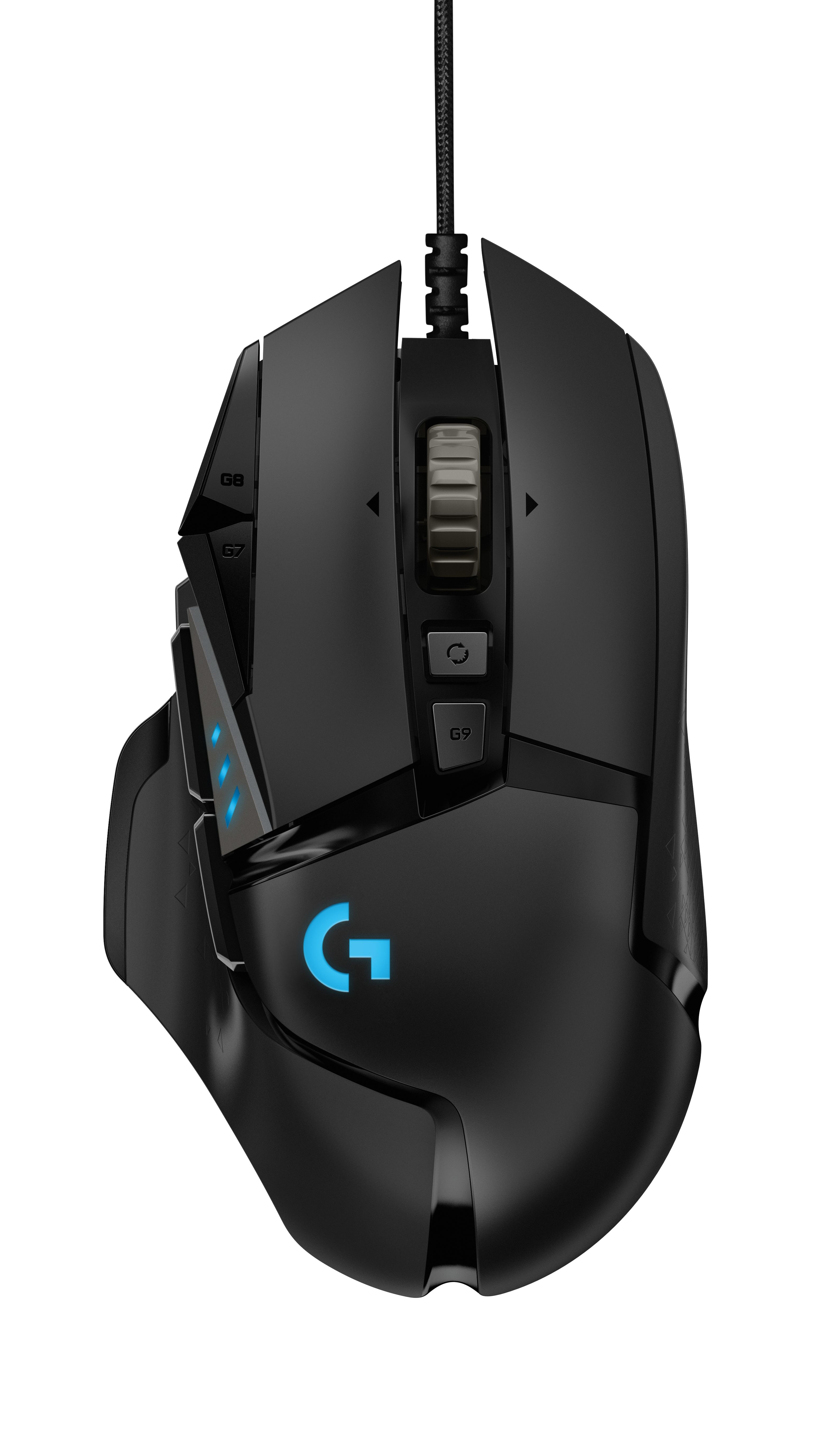 Logitech - G502 HERO High Performance Gaming Mouse