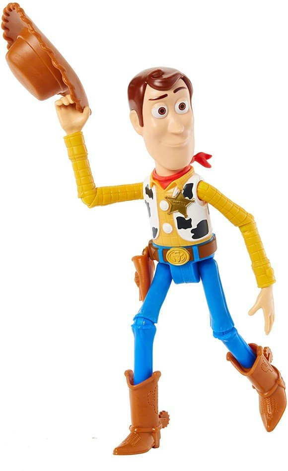 Toy Story 4 - Basic Figure Movie Woody (GDP68)