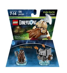 Lego Dimensions: Fun Pack - Gimli