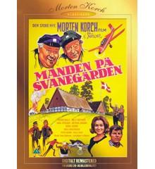 Manden på Svanegården - DVD