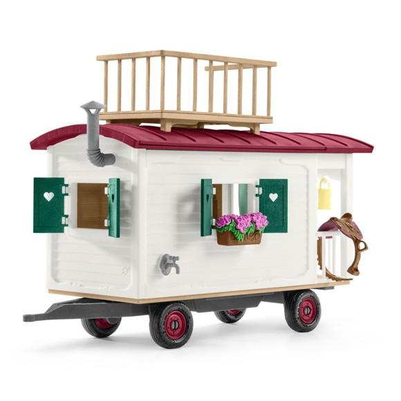 Schleich - Campingvogn for hemmelige klubbmøter(42415)