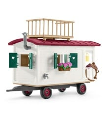 Schleich - Campingvogn til hemmelige klubmøder (42415)