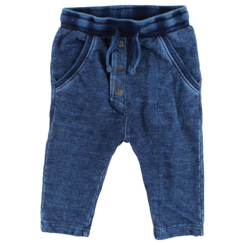 EN FANT - Ink Sweat Pants-Oekotex
