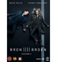 Broen - Season 4 - DVD
