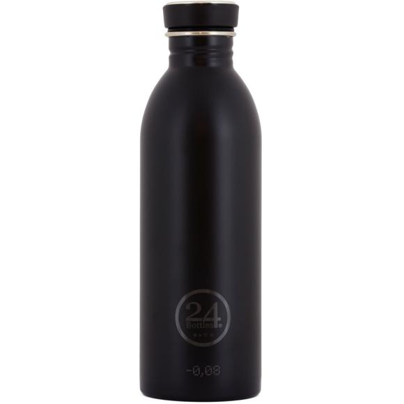 24 Bottles - Urban Bottle 0,5 L - Tuxedo Sort